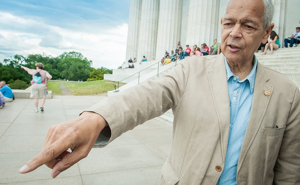 Former NAACP Chairman and Civil Rights Leader Julian Bond Remembered