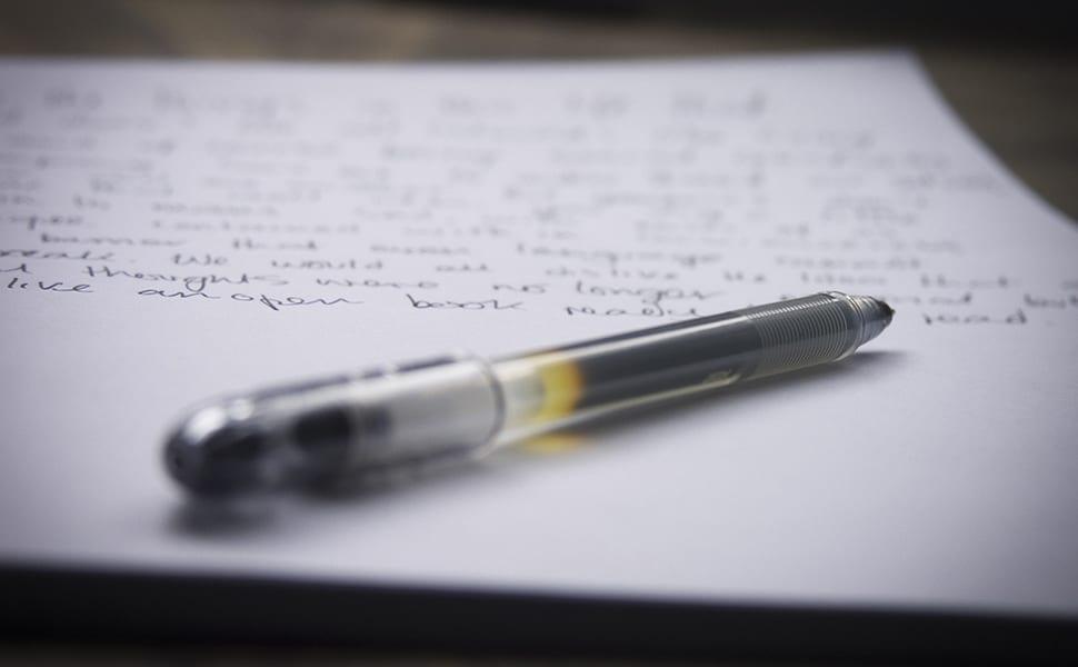 On Writing… LIFE
