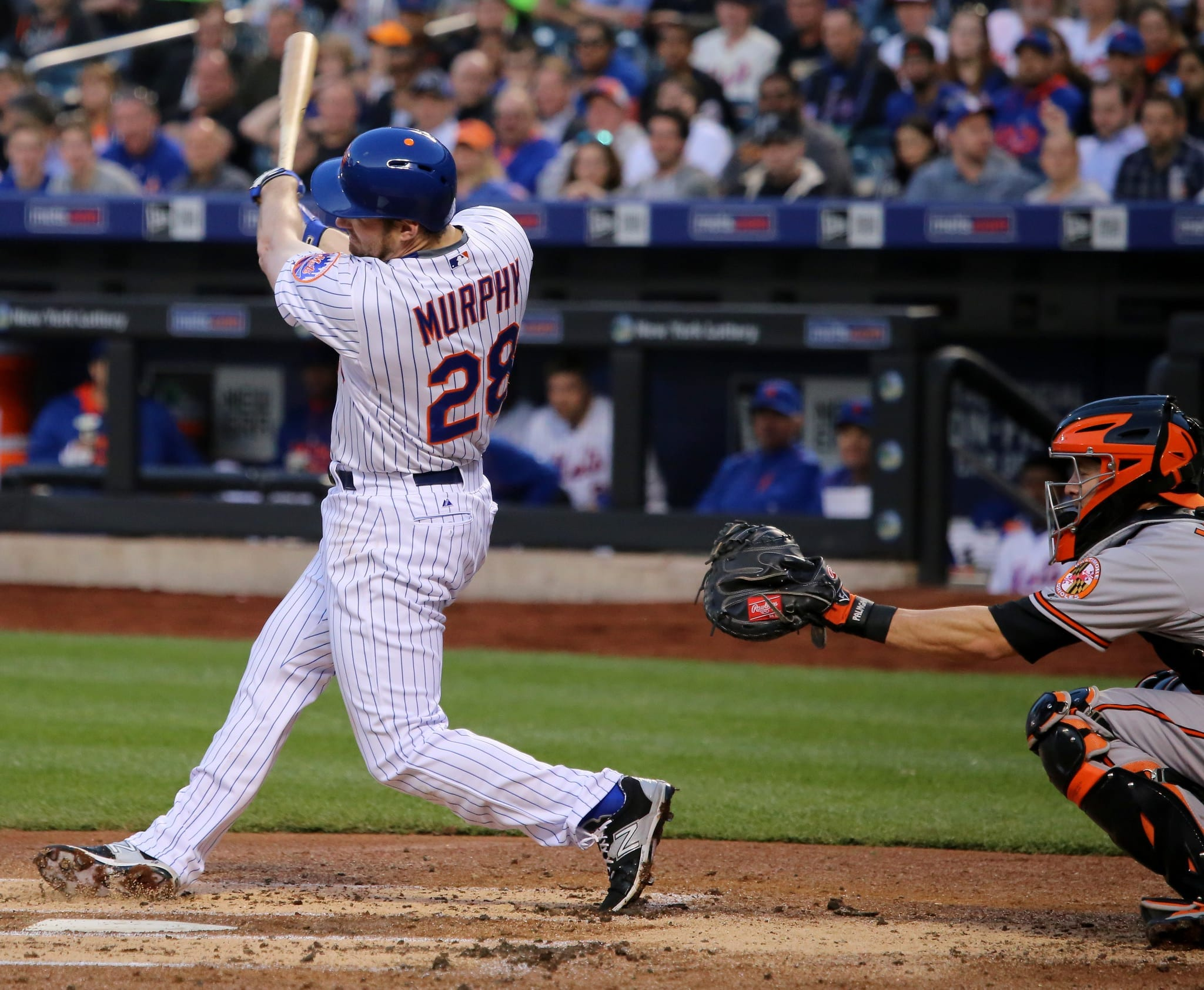 Daniel Murphy does not care about your space-time continuum
