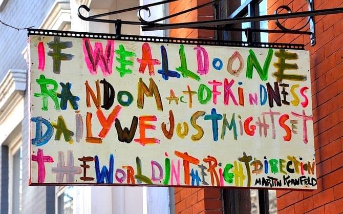 randomkindness