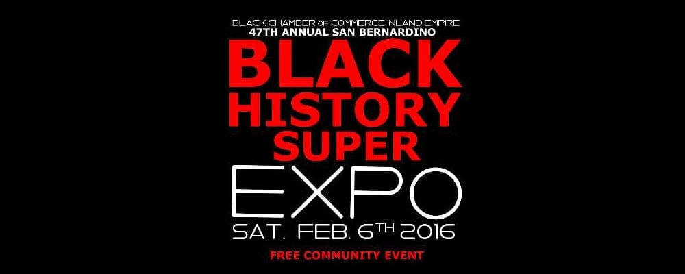 47th ANNUAL BLACK HISTORY SUPER EXPO
