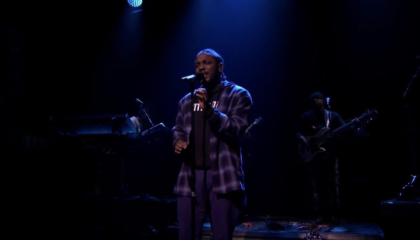 Kendrick Lamar premieres Untitled 2