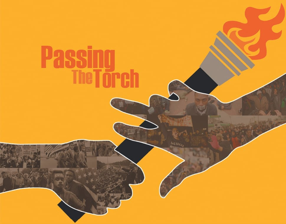 Passing the torch: From generation to generation—the epic movement toward full equality in America