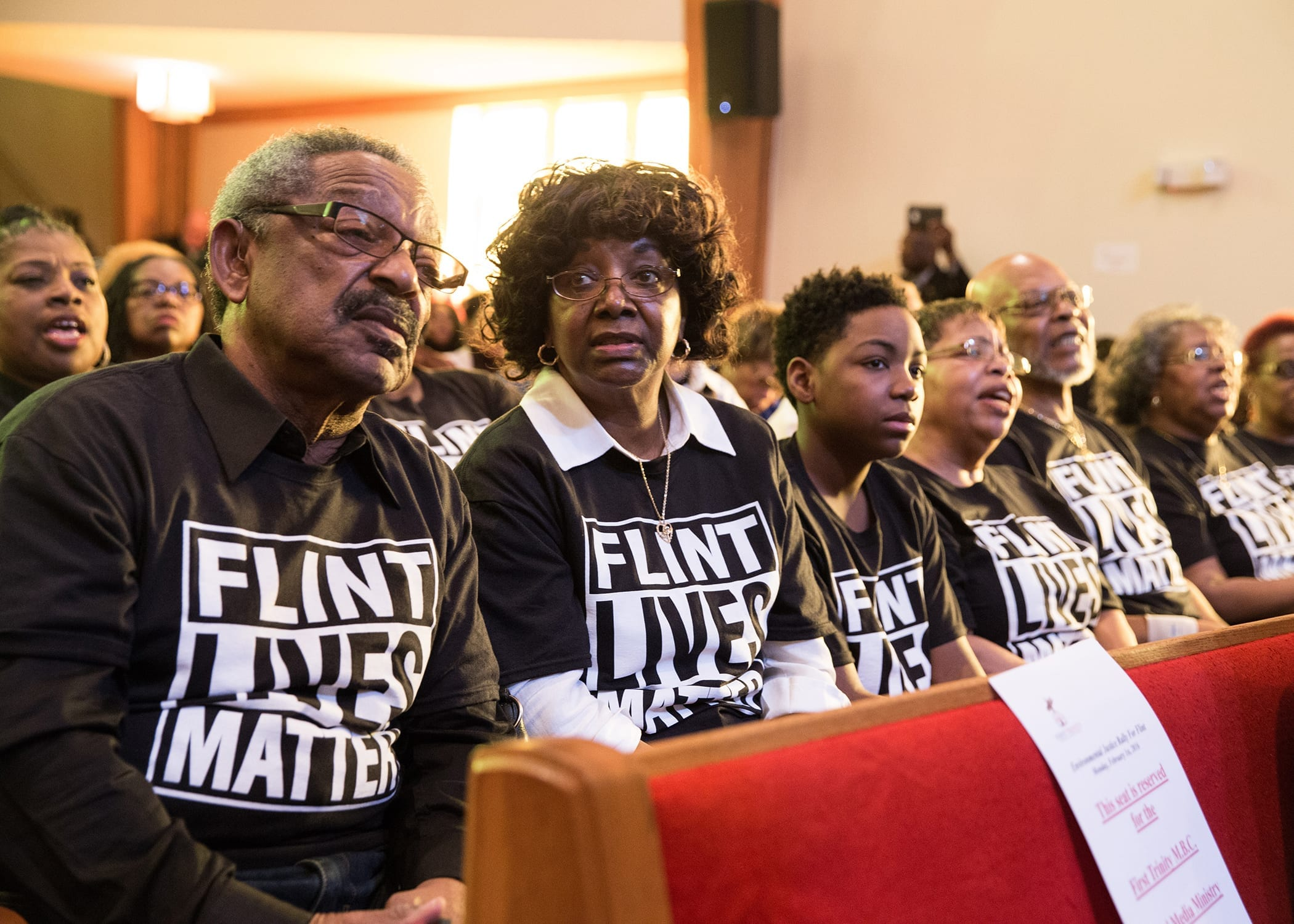Appeals Court Says Flint Water Lawsuit Can Continue
