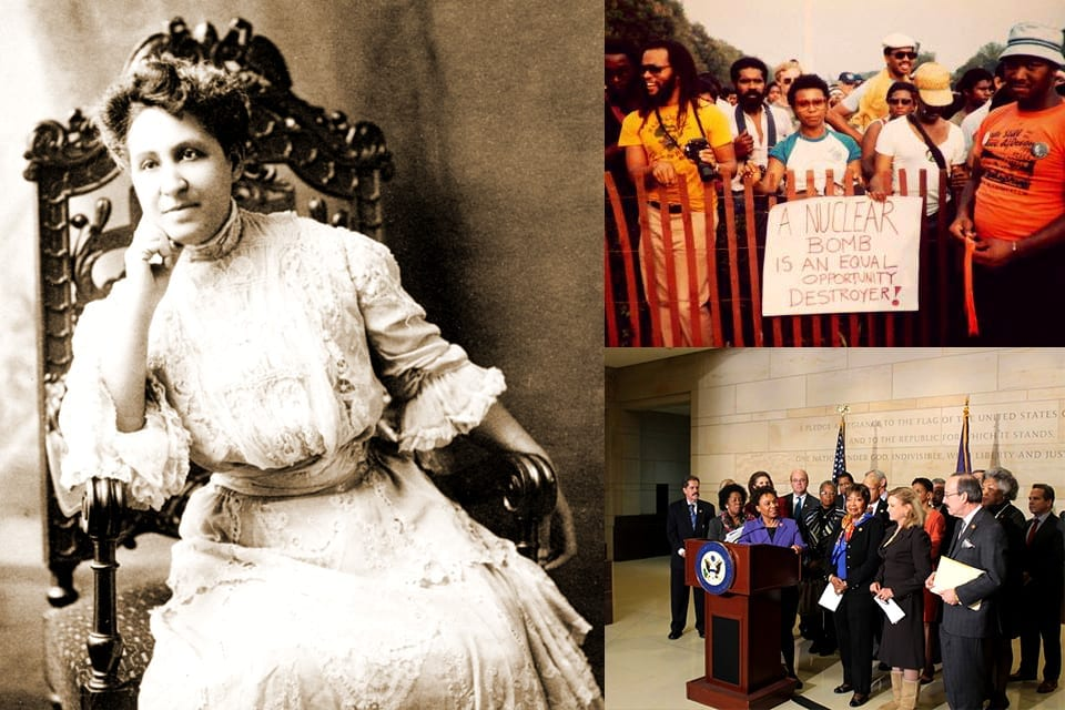 From Mary Church Terrell to Barbara Lee: Black Women in the Peace Movement