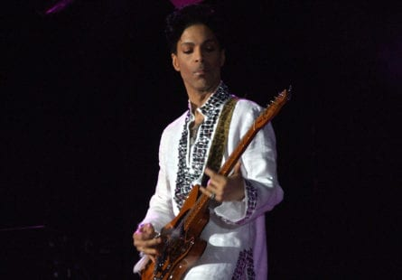 Prince died at his home in Chanhassen, Minn., on April 21. The musical genius was 57. This photo was taken during a performance at the Coachella Valley Music and Arts Festival in Indio, Calif., in 2008. (Wikimedia Commons)
