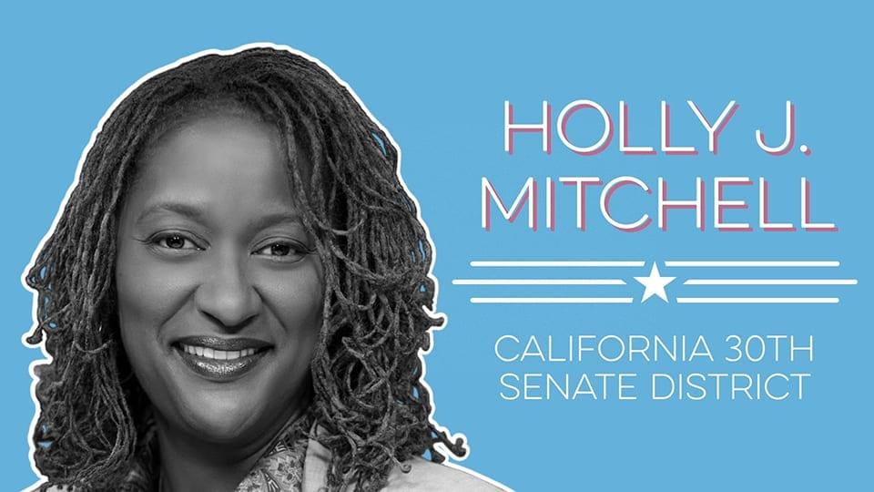 Introducing Senator Holly J. Mitchell