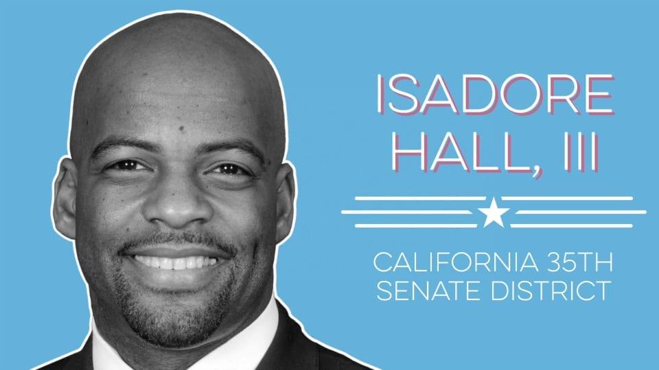Introducing Isadore Hall, III