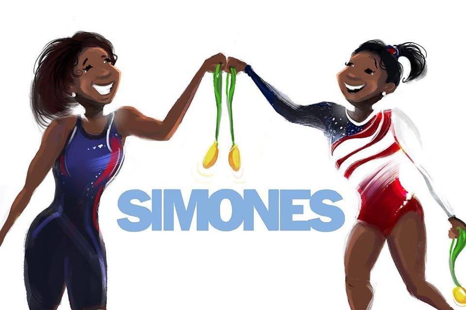 Olympic Simones feature
