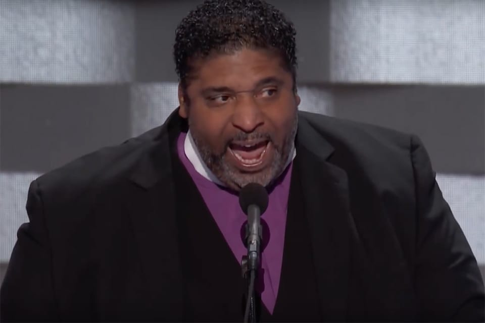Rev. Barber's Speech at the DNC Was Everything