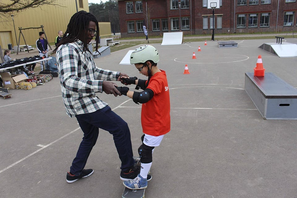 Reimagining the world through skateboarding