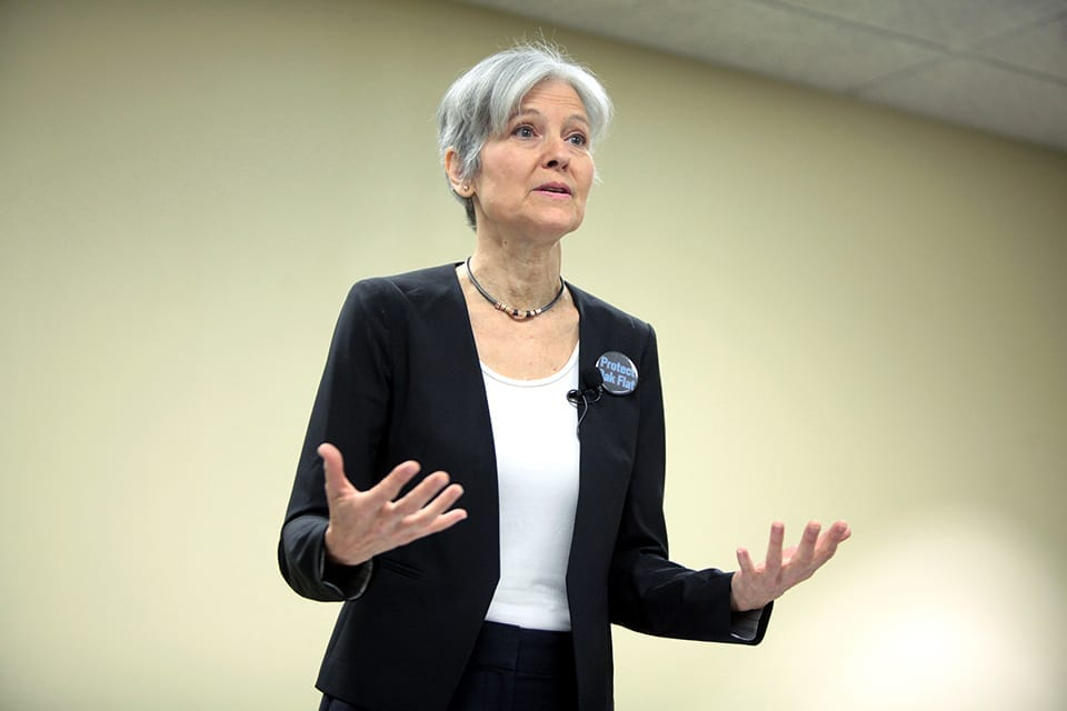 Green Party Candidate Jill Stein Demands Recount in Three Key States