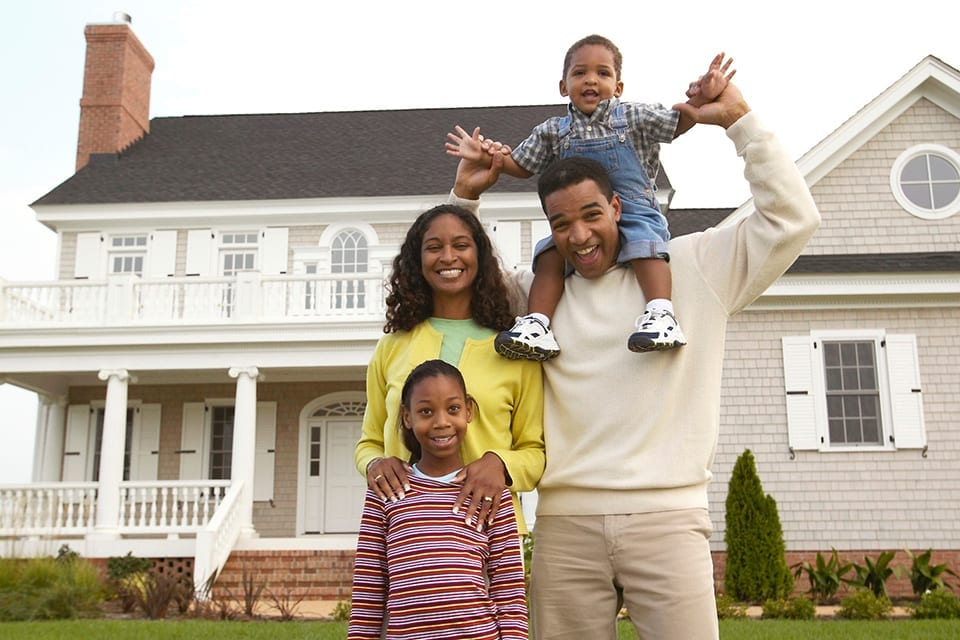 Black Families Can Bridge the Wealth Gap by Owning a Home