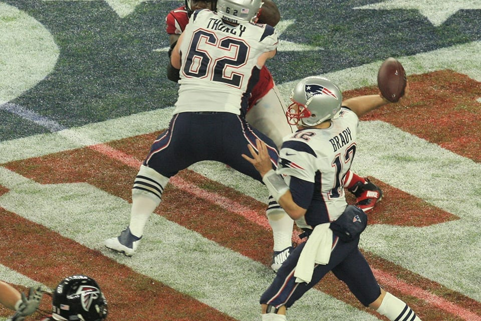Patriots Shock the World with Amazing Comeback