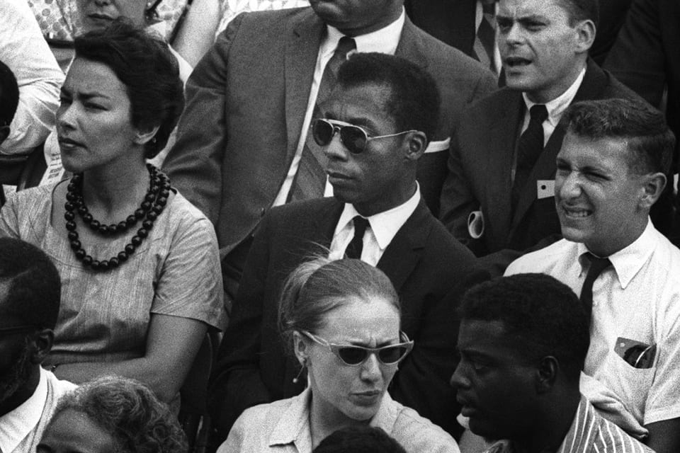 "Baldwin Documentary ""I Am Not Your Negro"" is a Must-Watch Film"