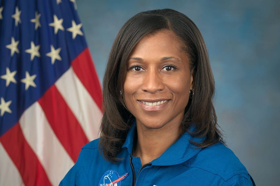 First Black Crew Member to Join International Space Station