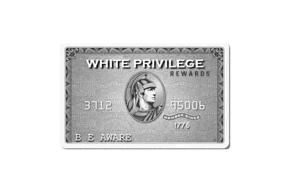 The Value of White Privilege and the American Dream