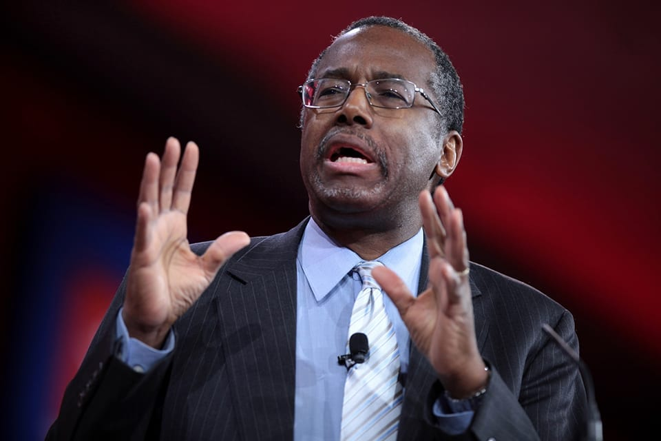 """""""That's what I call stupid""""—The curious ramblings of H.U.D. Secretary, Dr. Ben Carson"""