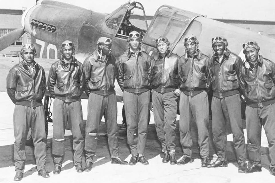 Red Tails: Legacies of the Tuskegee Airmen