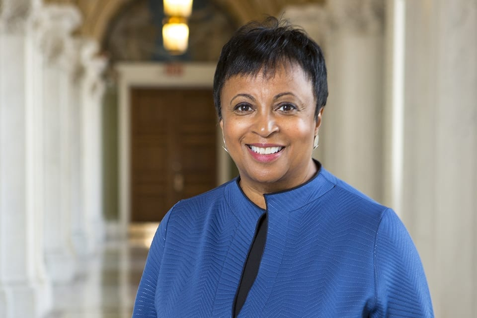 House Votes to Limit Powers of First Black Librarian of Congress