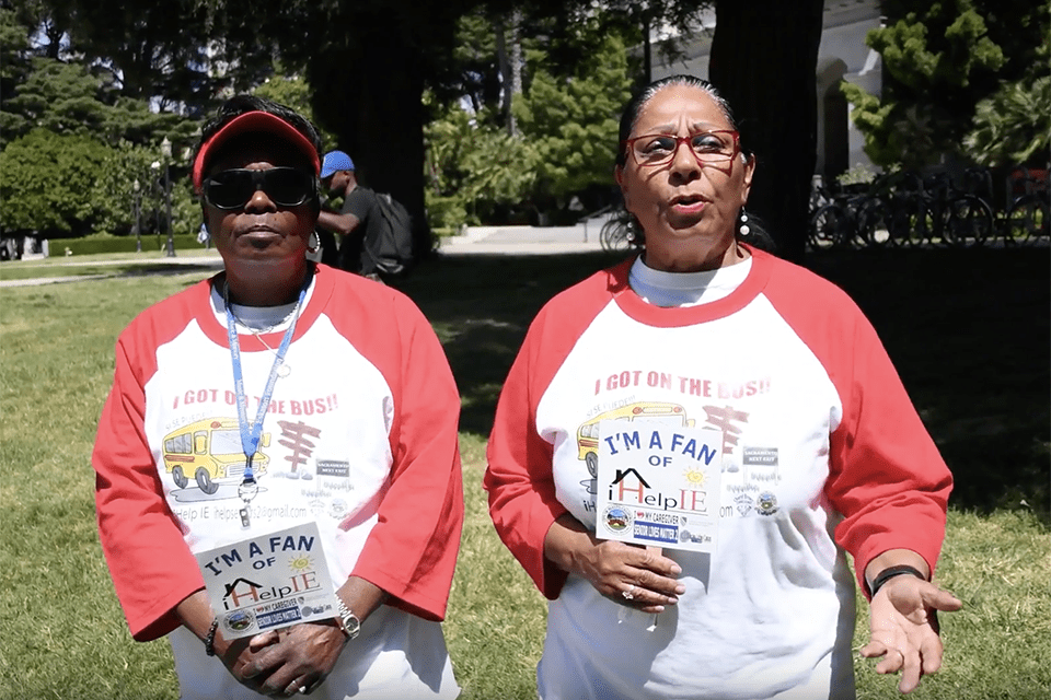 Statewide Senior Coalition Rally Lawmakers