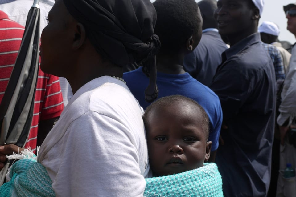 Global response needed for South Sudan famine