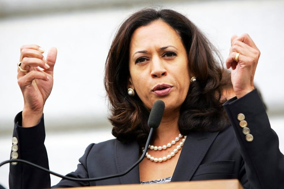 Senator Kamala Harris Holds the Line Against Racist Judicial Appointments