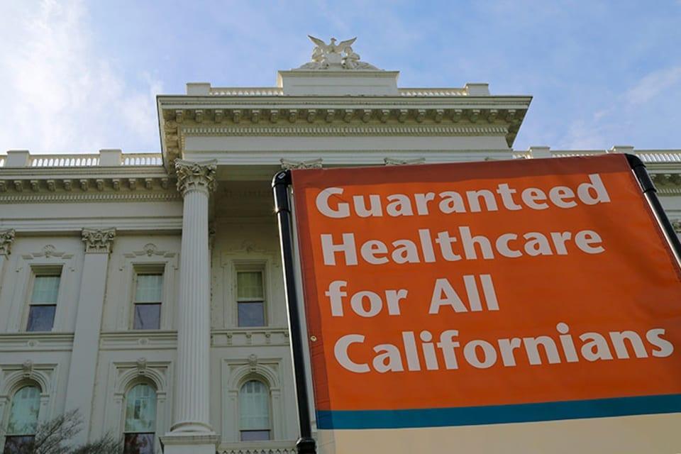 California makes progress on health care for all