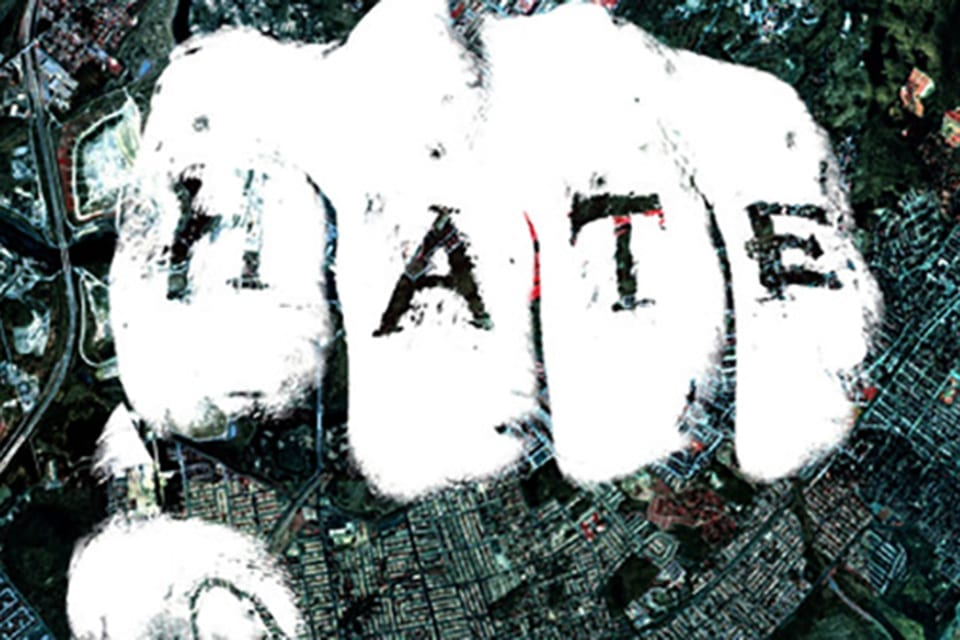 Don't be silent! Hate crime or hate speech–report here and be heard