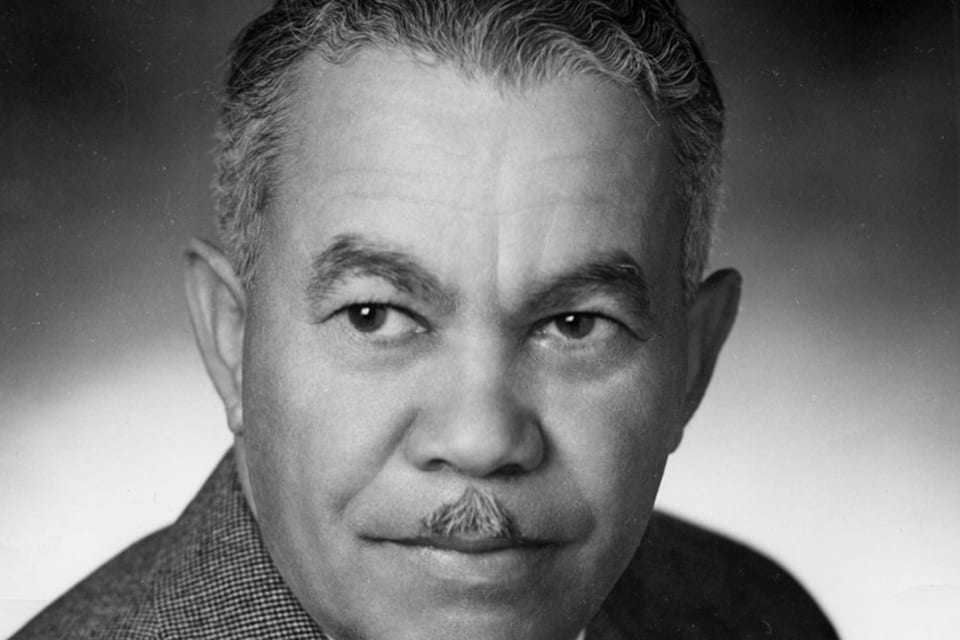 The legacy of African-American architect Paul Revere Williams