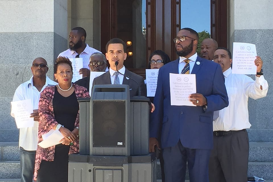 Civil rights groups accuse Legislator and AG of stalling Police Accountability Bill