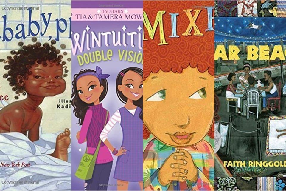 Black stories matter: on the whiteness of children's books