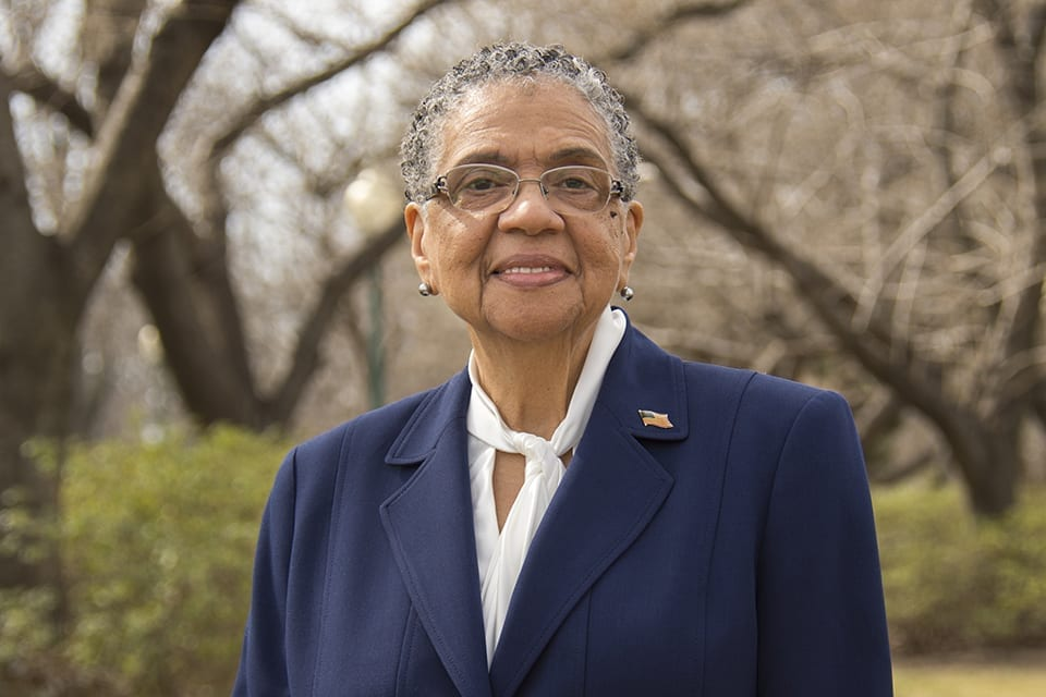 """Shattered—U.S. Army Veteran Delphine Metcalf-Foster """"Breaks the Glass Ceiling"""""""