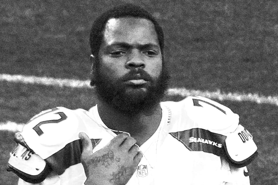 NFL Star Michael Bennett Works to Bend the Moral Arc