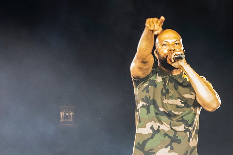 Common Leads Socially-Conscious Concert in Sacramento
