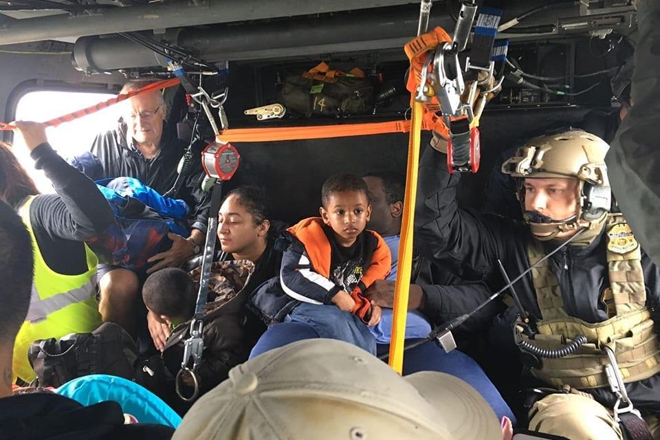 Dallas Prepares for Thousands of Hurricane Harvey Evacuees