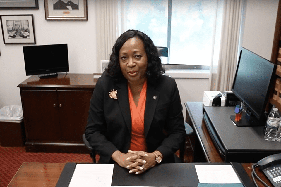 CA State Capitol First Female Black Top Cop Retires for the Second Time