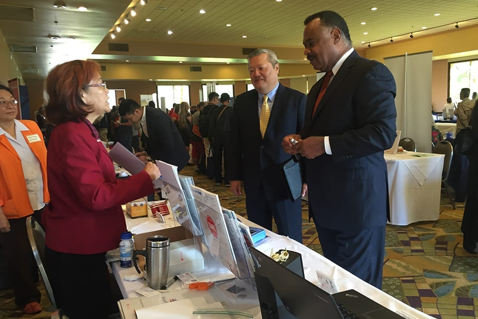 BOE Member Jerome E. Horton Honored at 18th Annual Asian Small Business Expo