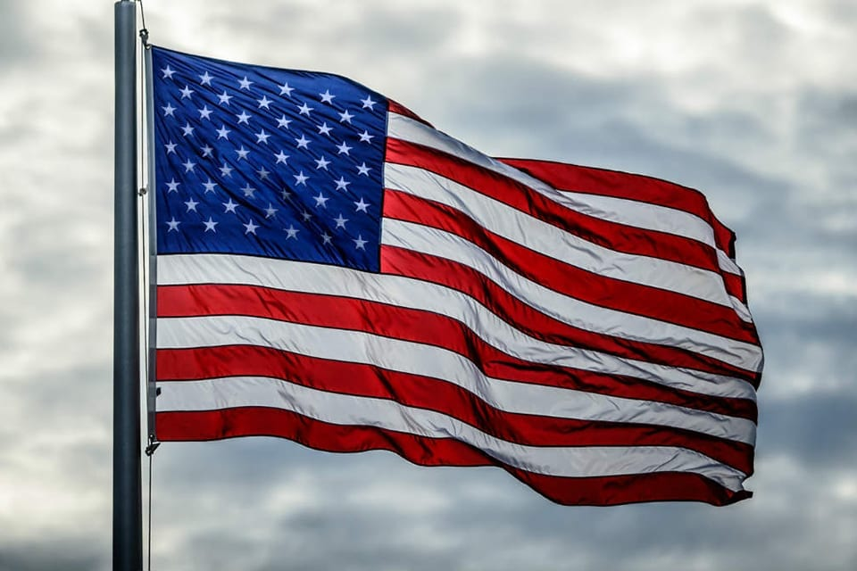 Time to lower the flag on the national anthem