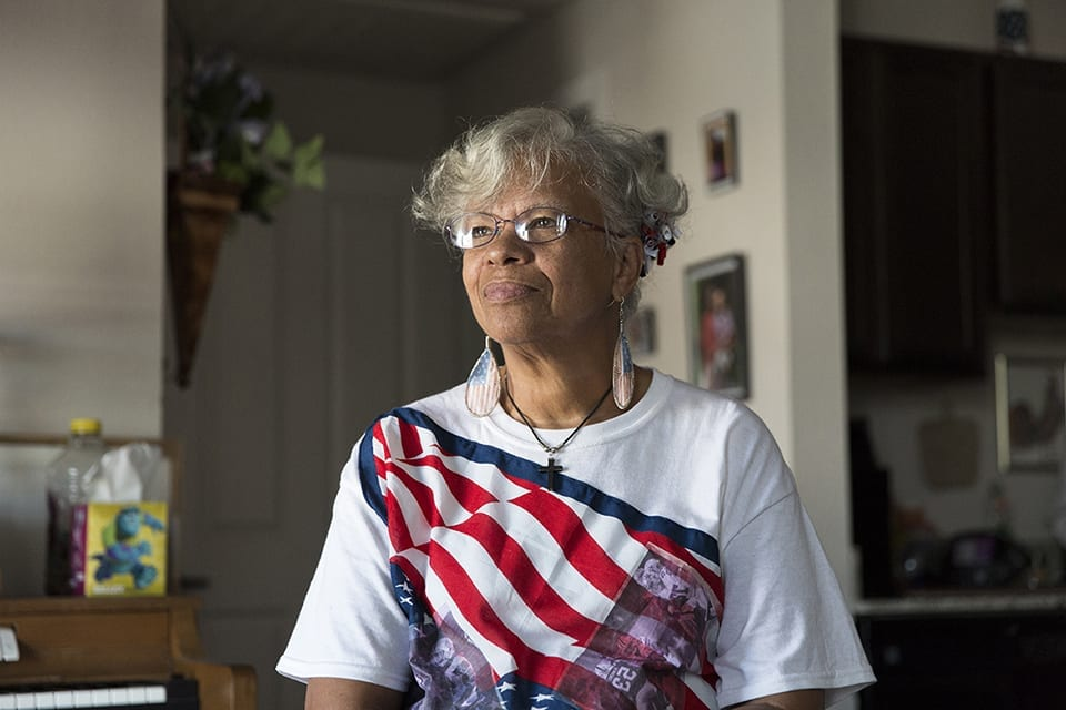Years After Silently Combating Sexual Trauma, Female Veterans Seek Help