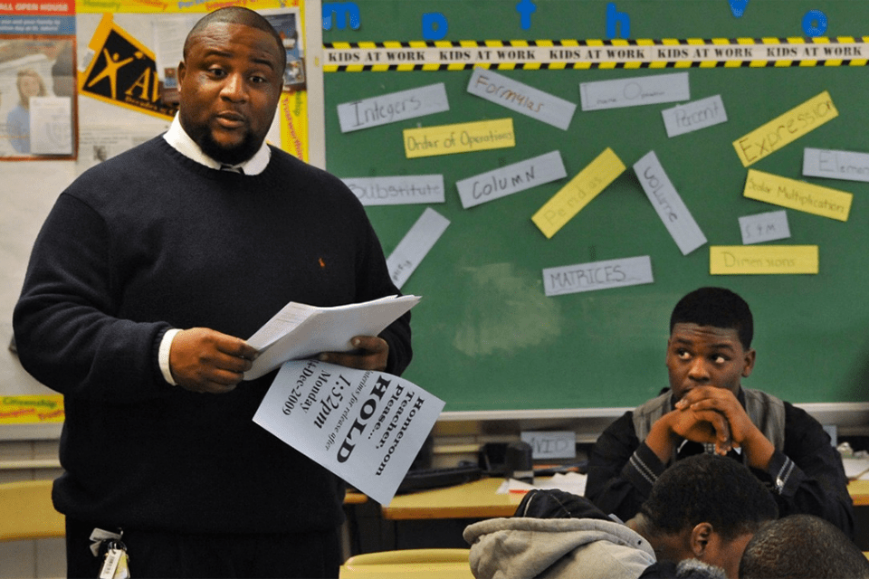 Why We Need More Black Men in Early Childhood Education