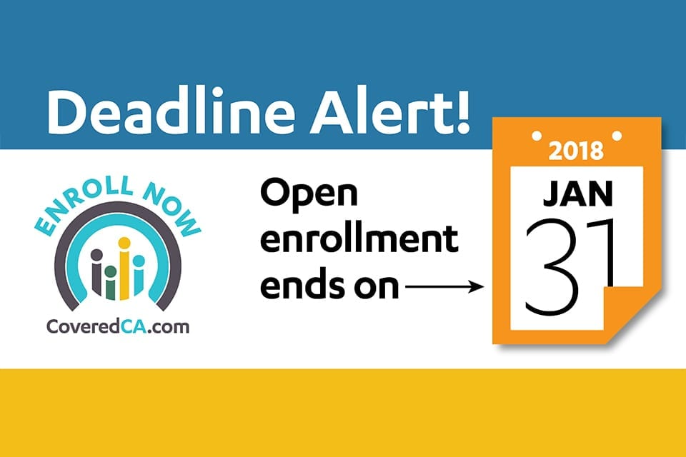 Covered California in Final Sprint to Sign-Up People for Health Insurance Through the Affordable Care Act