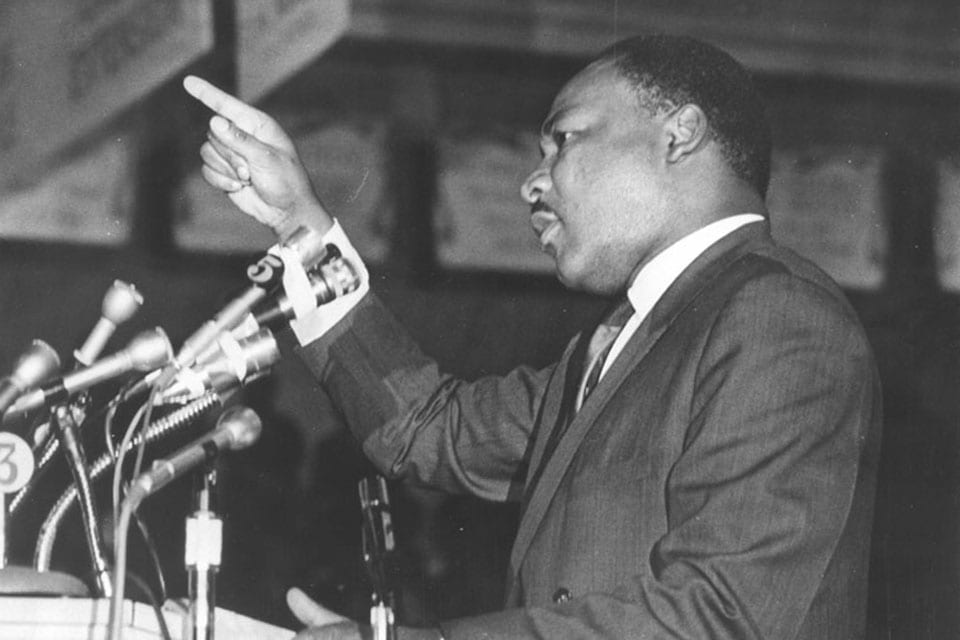 Never Forget Why Martin Luther King, Jr. Was in Memphis