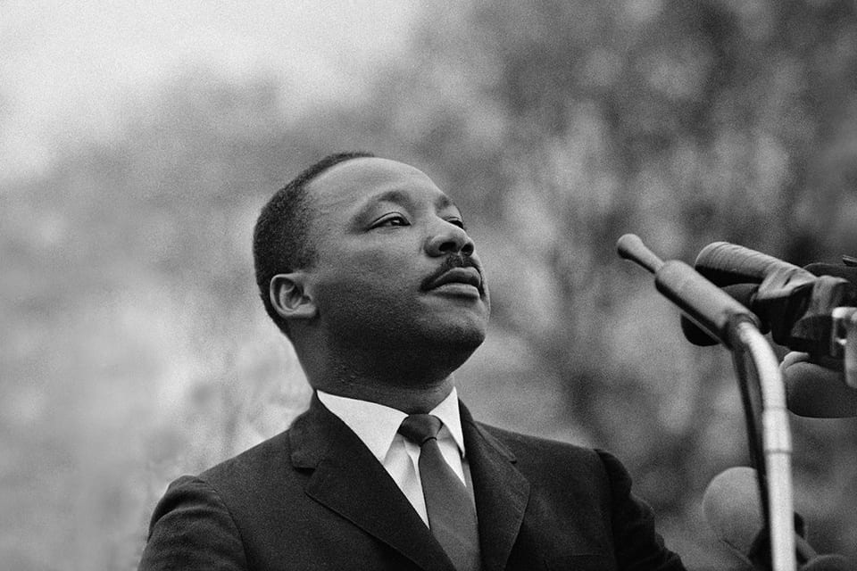 Martin Luther King, Jr.'s 2018 Legacy: Say 'No' to Evil, But 'Yes' to Unity and Freedom