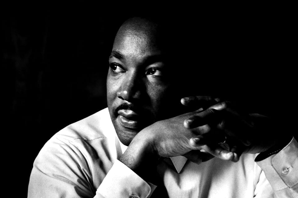 Martin Luther King, Jr. was a Champion for Equity in Education