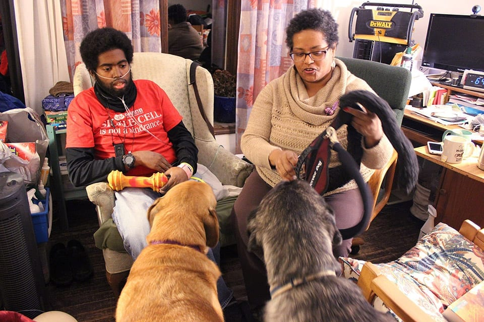 Sickle Cell Patients, Families And Doctors Face A 'Fight For Everything'