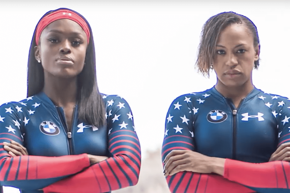 Watch for Black Magic at this Winter's Olympic Games