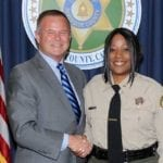 Correctional Captain Misha Graves Makes History