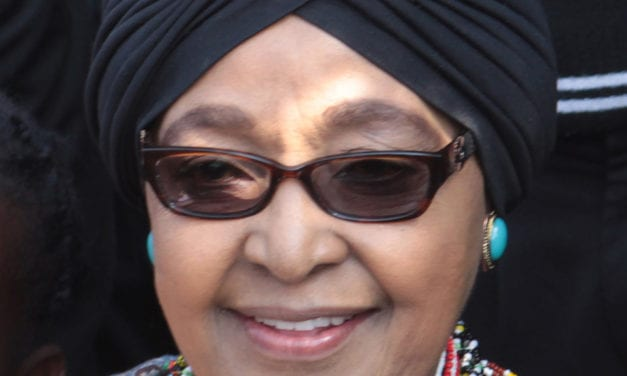 The Language of Birds—Winnie Mandela, A Voice of Defiance