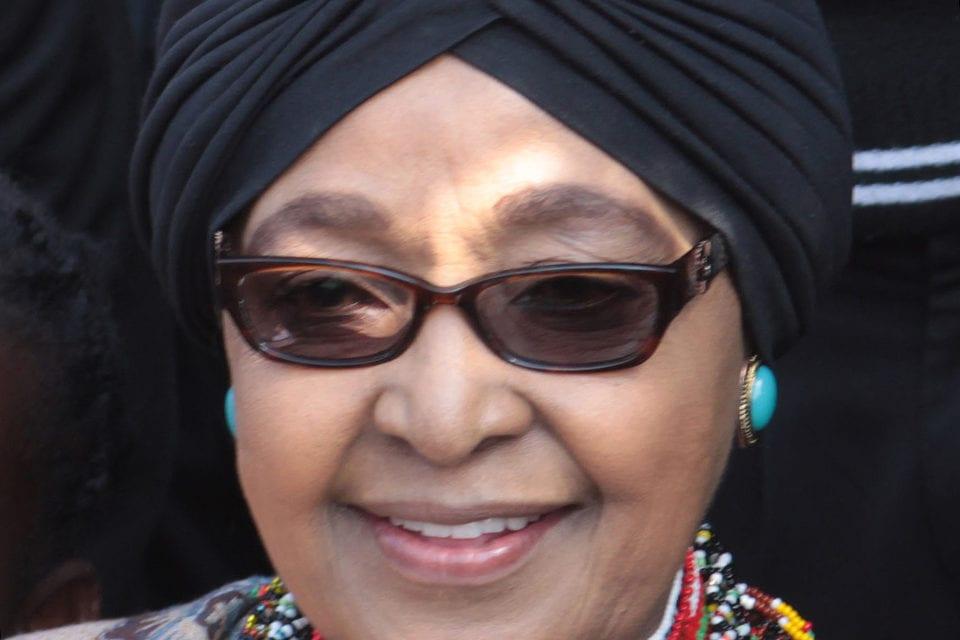 The Language of Birds—Winnie Mandela, A Voice of Defiance